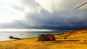 Cole's bay, Spitzbergen
